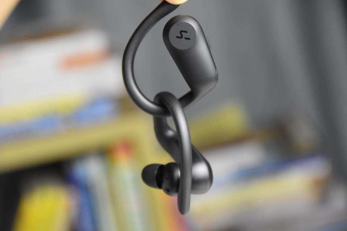 HAKII ACTION运动型蓝牙耳机,跑步再也不怕