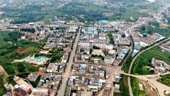 宣威羊场镇:农村公路建设提档升级