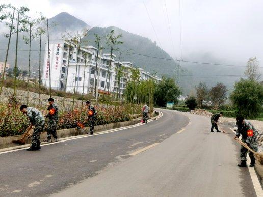宣威普立乡:人居环境再优化 美丽乡