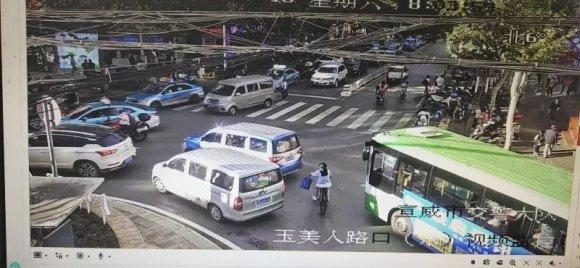 中秋节期间宣威城区交通路况提示